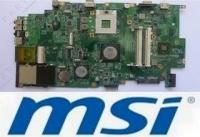 Материнские платы для ноутбуков MSI