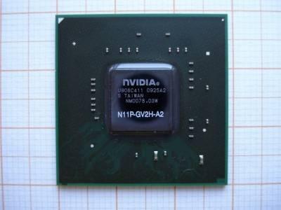 Видеочип  N11P-GV2H-A2