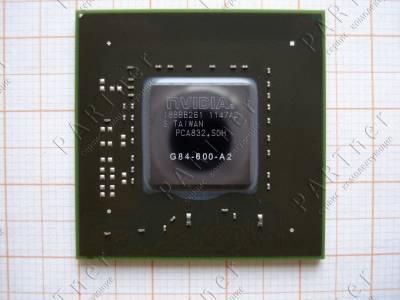 Видеочип  G84-600-A2 64 bit