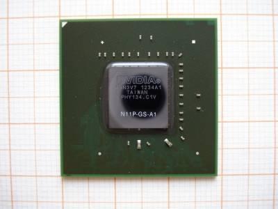 Видеочип  N11P-GS-A1