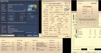 Материнская плата LA-4854P NAWF3 для ноутбука eMachines E725