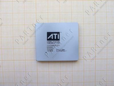216TDGAGA23FH видеочип AMD Mobility Radeon X600