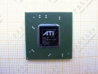216PWAVA12FG видеочип AMD Mobility Radeon X2300 M-64S