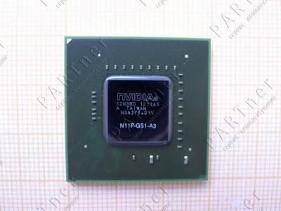 Видеочип  N11P-GS1-A3