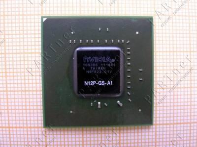 Видеочип  N12P-GS-A1