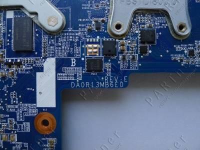 Материнская плата DA0R13MB6E0 Rev: E ноутбука HP Pavilion G6-1000 series