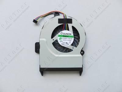 Вентилятор для ноутбука Asus X55 с интегрированной видеокартой