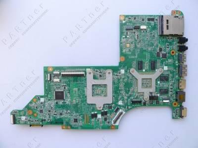 Материнская плата DA0LX8MB6D1 REV:D ноутбука HP DV6-3106er