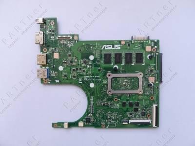 Материнская плата X200MA rev: 2.1 ноутбука Asus X200M