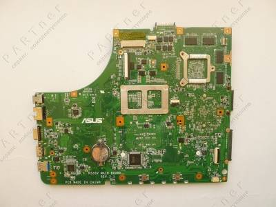 Материнская плата K53SV rev:3.1 для ноутбуков Asus X53SV, K53