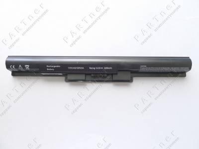 Аккумулятор VGP-BPS35A для ноутбука Sony Vaio  SVF15 взаимозаменяемый