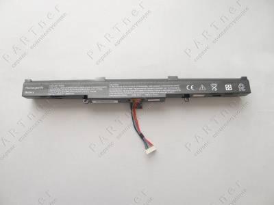 Аккумулятор A41-X550E для ноутбука Asus X550D взаимозаменяемый