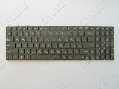 Клавиатура для ноутбука Asus N56 с подсветкой