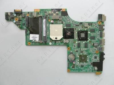 Материнская плата DA0LX8MB6D1 REV:D ноутбука HP DV7-4103er