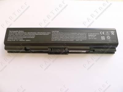 Аккумулятор  PA3534U-1BRS для ноутбука Toshiba A300 взаимозаменяемый