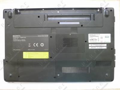 Нижняя часть корпуса Sony Vaio VPC-EB