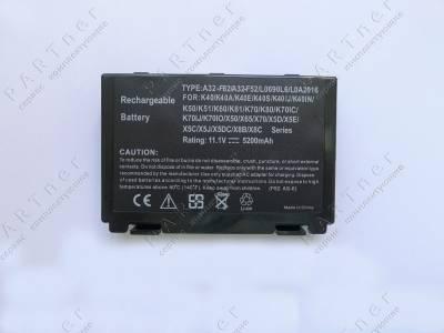Аккумулятор A32-F82 для ноутбука Asus K50