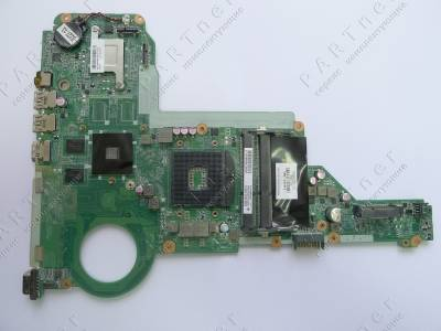 Материнская плата DA0R62MB6E0 Rev:E для ноутбуков HP Pavilion 15-E