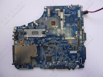 Материнская плата LA-3481P ноутбука Toshiba A200-23N
