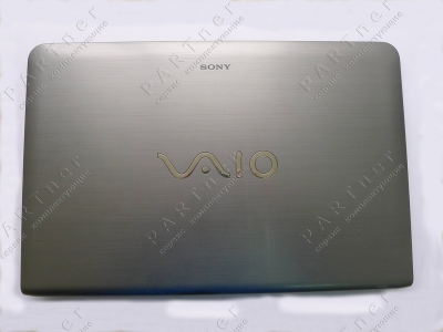 Верхняя крышка с рамкой ноутбука Sony SVE15