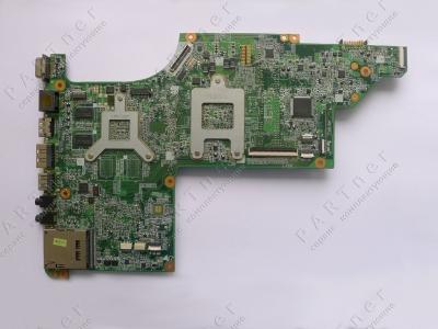 Материнская плата DA0LX8MB6D1 REV:D ноутбука HP DV6-3110er