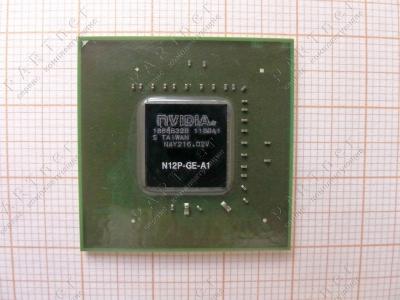Видеочип N12P-GE-A1
