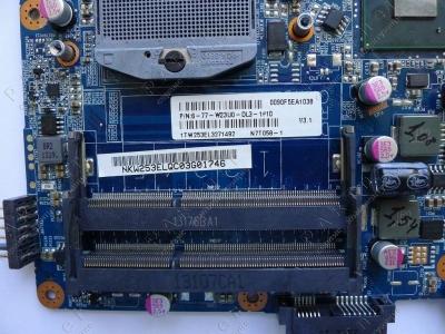 Материнская плата  ноутбука DNS W253ELQ