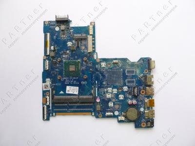 Материнская плата LA-C811P ноутбука HP 15-AC
