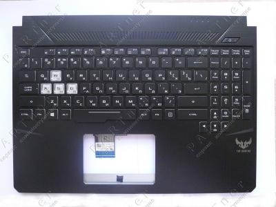 Клавиатура для ноутбука Asus FX505DD с топкейсом