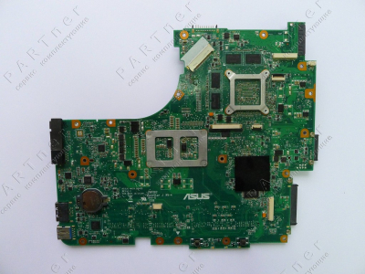 Материнская плата N53JG rev:2.2 для ноутбука Asus N53JF