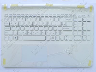 Клавиатура для ноутбука Sony Vaio SVF15 с топкейсом