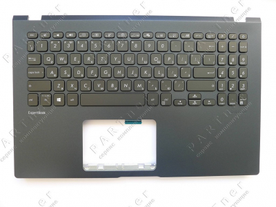 Клавиатура для ноутбука Asus X509DA с топкейсом