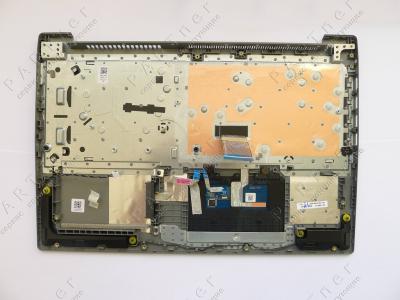 Клавиатура для ноутбука Lenovo IdeaPad S145-15IGM с топкейсом