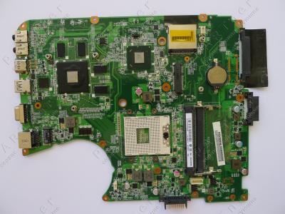 Материнская плата DABLBDMB8E0 rev:E ноутбука Toshiba L755