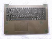 Клавиатура для ноутбука Lenovo 320-15ISK с топкейсом