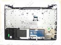 Клавиатура для ноутбука Lenovo IdeaPad 110-15IBR с топкейсом