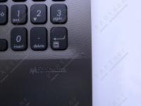 Клавиатура для ноутбука Asus X512UB с топкейсом